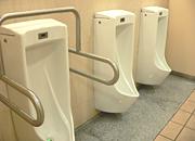 駅舎トイレ